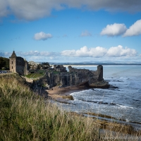 St. Andrews Castle ...